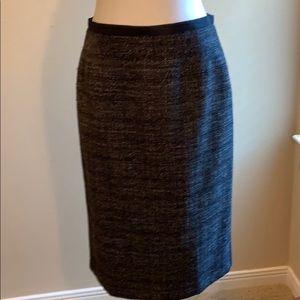 """Max Mara """"Italy"""" Tweed Skirt"""